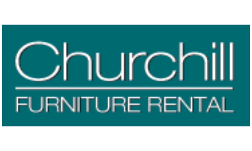 Churchhill Furniture Rent Logo